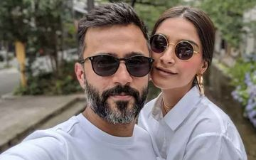 Sonam Kapoor Showers Major Love On Her Main Man Anand Ahuja On His Birthday