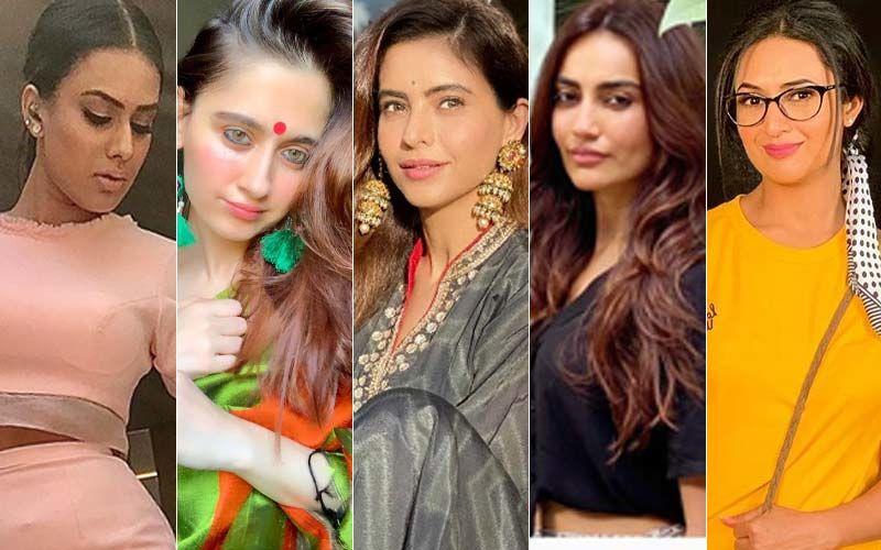 BEST DRESSED & WORST DRESSED Of The Week: Nia Sharma, Sanjeeda Shaikh, Aamna Sharif, Surbhi Jyoti Or Divyanka Tripathi?