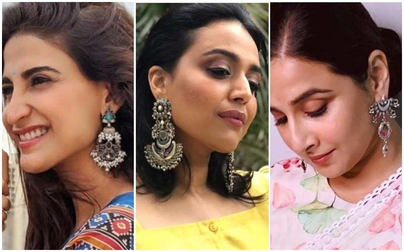 Wear These Oxidised Danglers To Instantly Spice Up Your Look!