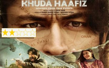 Khuda Haafiz Movie Review: Vidyut Jammwal And Shivaleeka Oberoi Starrer Fails To Pack A Punch Of Thrill