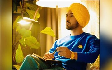 Diljit Dosanjh Shares BTS Video From His Upcoming Next Song 'Born To Shine'