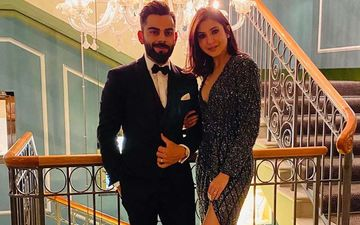 Mom-To-Be Anushka Sharma Cradles Her Baby Bump In Latest Picture; Virat Kohli Says 'My Whole World In One Frame'