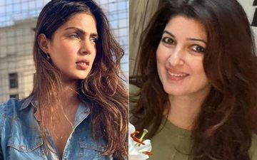 Twinkle Khanna Calls Out Media Trial Of Rhea Chakraborty: 'They Took A Young Woman And Cut Her In Half'