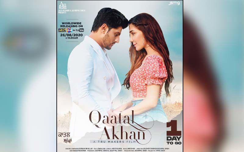 Qaatal Akhan By Gurnam Bhullar Crosses 10 Million Views On Youtube
