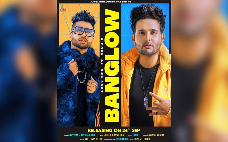 Avvy Sara, Afsana Khan's Song Banglow To Be Out On September 24
