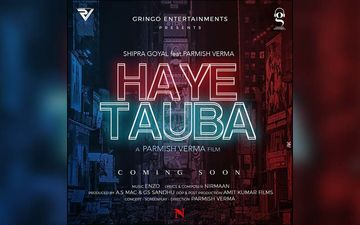 Parmish Verma's Next Song Haye Tauba Releasing On September 9