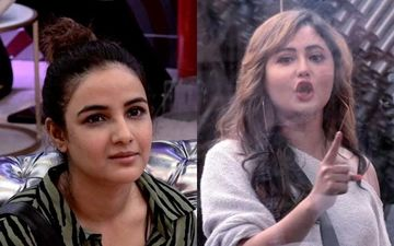 Bigg Boss 14: Rashami Desai HITS BACK At Jasmin Bhasin; Says 'Bully Dikha, Bully Bola; Advice Tha Out Of Personal Experience'