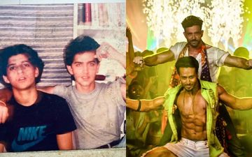 Hrithik Roshan Birthday: Farhan Akhtar Shares MAJOR Throwback Pic, Asks 'Tumhare Biceps Mere Biceps Se Bade Kaise?'; Tiger Shroff Wishes His 'Guru Ji'