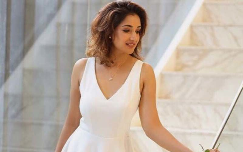 Rupali Bhosle Looks Like A Vision In White In Her Gorgeous White Cocktail Gown