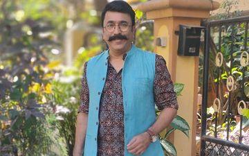 Pushkar Shrotri Starts Shooting For Sun Saasu Sun A New Marathi TV Show