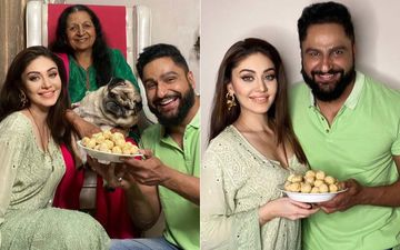 Bigg Boss 13 Contestant Shefali Jariwala Celebrates Makar Sankranti With Husband Parag Tyagi And Mother-In-Law- PICTURES
