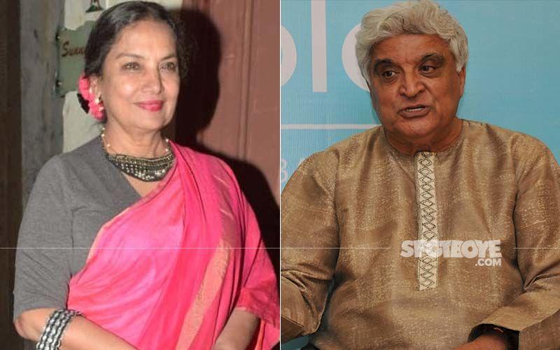 Shabana Azmi Shares Javed Akhtar's Playful Poem, Written When He Spilled Soup On His Kurta