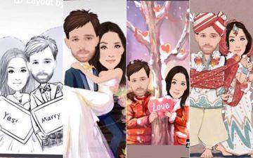 Bigg Boss 14: Rahul Vaidya-Disha Parmar's Wedding Pictures 'Have Stolen' Actress' Heart!