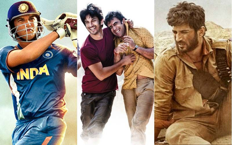 Sushant Singh Rajput First Death Anniversary: A Look At 5 Best Performances Of The Late Actor