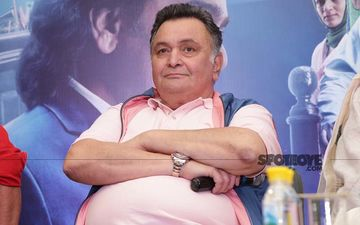 Rishi Kapoor Hospitalised In Mumbai Hospital; Brother Randhir Kapoor Confirms Actor Is Not Well
