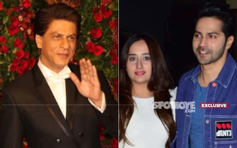 Varun Dhawan-Natasha Dalal Wedding: Shah Rukh Khan's Generous Gesture For Varun's Wedding Guests-Exclusive