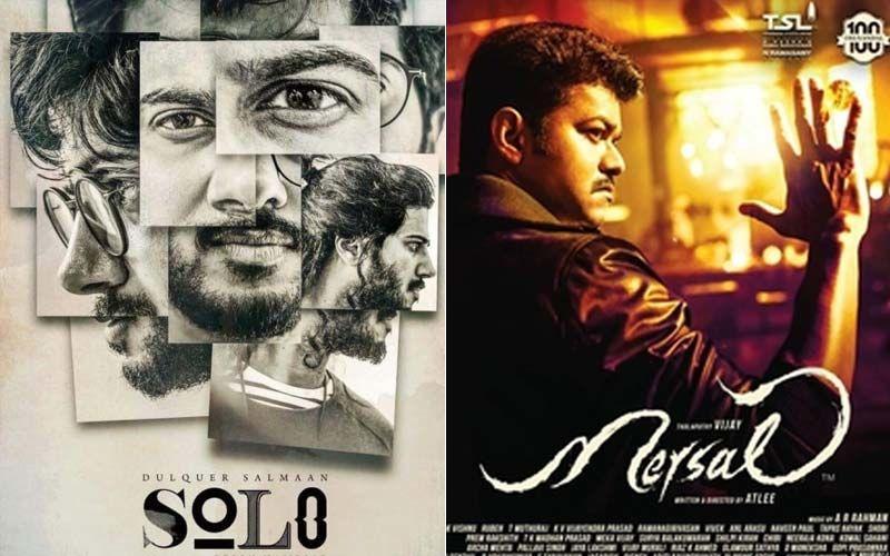 Best Tamil Films On The OTT Platform: Dulquer Salman's Solo, Savitri's Mahaniti, Vijay's Mersal And More