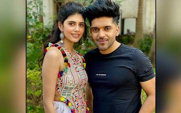 Guru Randhawa And Sanjana Sanghi Snapped Together; Singer Says 'Camera Loves Us So Much'