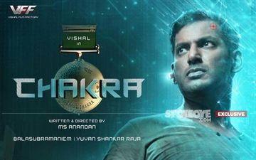 Vishal Krishna's Next Chakra To Have An OTT Release-EXCLUSIVE