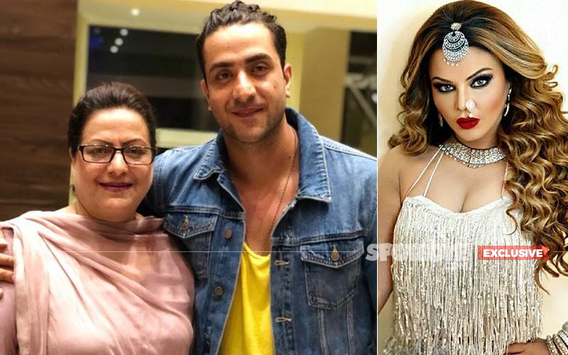Bigg Boss 14: Aly's Mother Says, 'I Felt Bad When Rakhi Cursed Him Even If It Was For Entertainment'