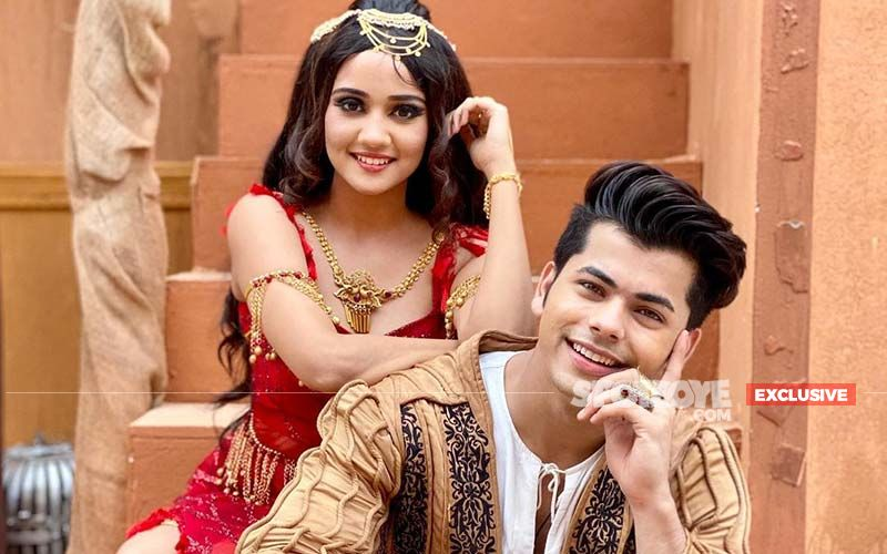 Aladdin Naam Toh Suna Hoga Last Day Shoot: Ashi Singh Gets Emotional, 'I Would Love To Work With Siddharth Nigam Again'- EXCLUSIVE