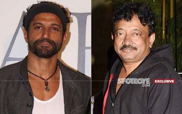 Clash Of The Dawoods: Farhan Akhtar And Ram Gopal Varma Are Making Films On The Dreaded Gangster, RGV Says, 'May The Best Man Win' - EXCLUSIVE