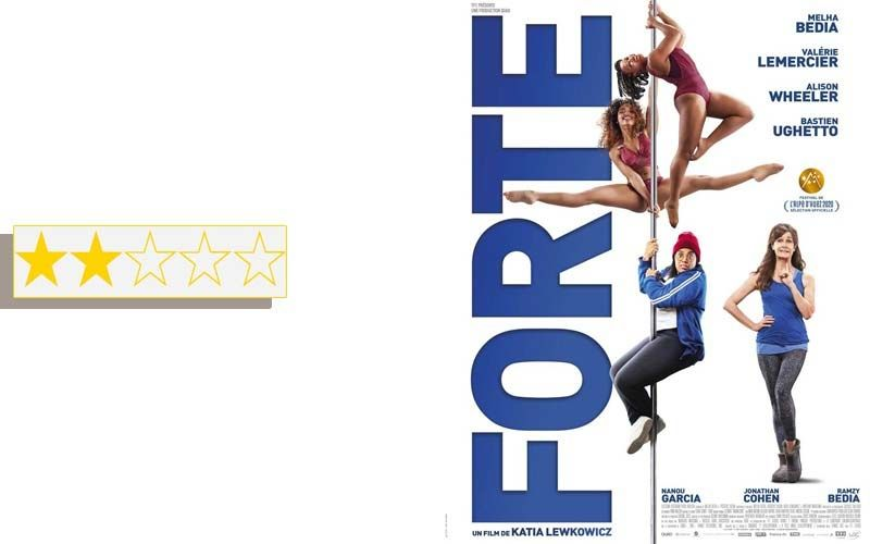 Forte Review: The Film Now Known As Ballsy Girl Starring Melha Bedia Is All About Being A Frumpy Pole Dancer