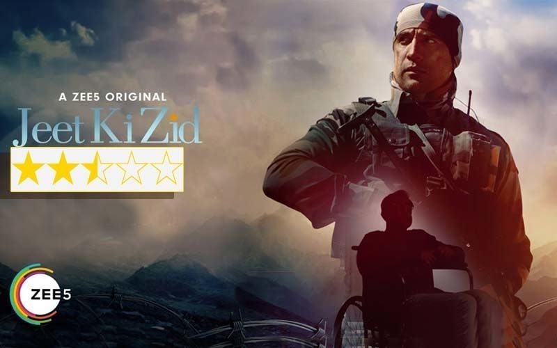 Jeet Ki Zid Review: A True Inspirational Story Let Down By Half-Baked Presentation; Amit Sadh Puts Heart And Soul