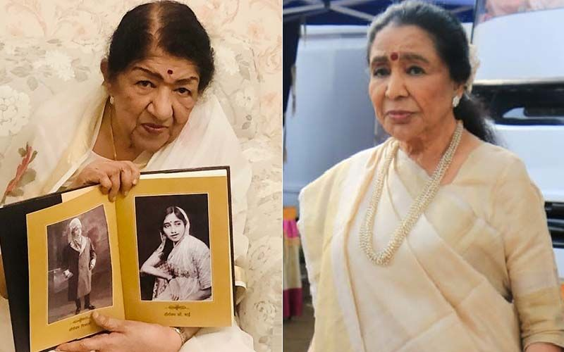 5 Outstanding Duets Featuring Lata Mangeshkar And Asha Bhosle