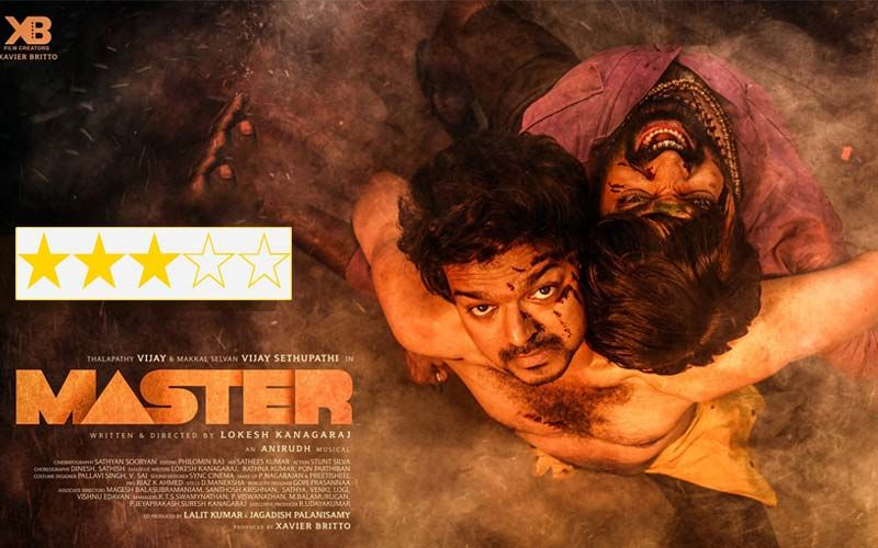 Master Movie Review: To Slur, With Love Starring Vijay Sethupathi And Vijay