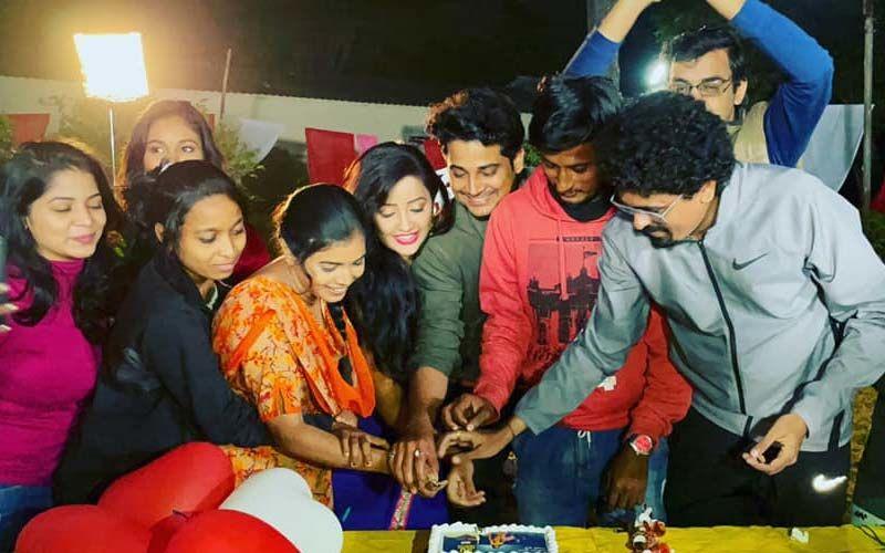 Tujha Majha Jamtay: Apurva Nemlekar Starrer Show Produced By Swwapnil Munot Completes 50 Episodes
