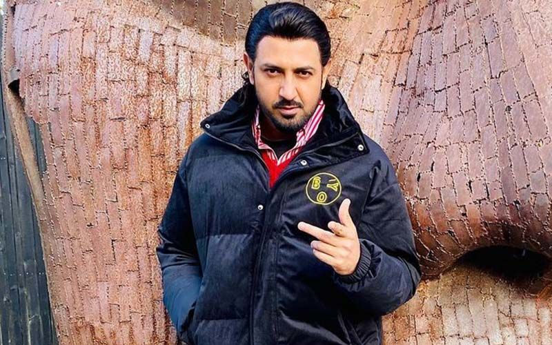 Gippy Grewal Teaches How To 'Walk Like You Are A King' With His Latest Picture On Instagram