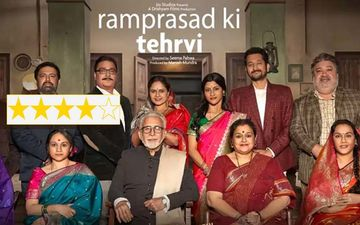 Ramprasad Ki Tehrvi Review: This Vikrant Massey, Konkona Sensharma, Supriya Pathak Starrer Is Exceptionally Relatable