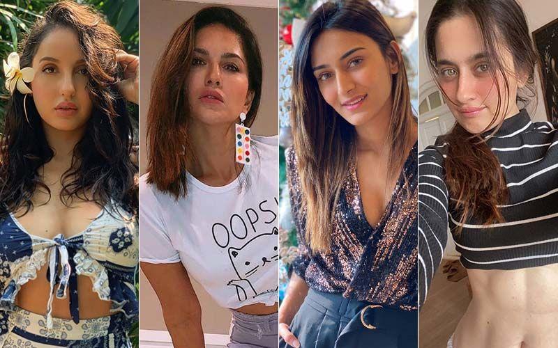 Fabulously HOT Or NOT? Nora Fatehi, Sunny Leone, Erica Fernandez And Sanjeeda Shaikh