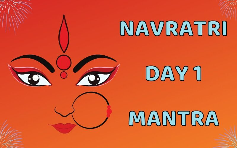 Navratri Day 1 Mantra: Maa Shailputri Puja, Kalash Sthapana Vidhi, And Color Of The Day - All You Need To Know