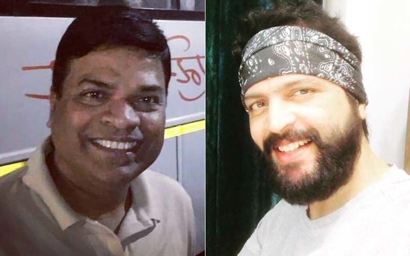 Bharat Jadhav And Ankush Chaudhari In A Throwback Post Look Unbelievable