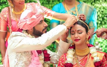 "TV Show Everest Actor Shamata Anchan Ties Knot With Beau Gaurav Verma; Actress Says, ""We Knew We Wanted To Spend Our Lives Together'"