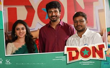 Don: Here Is A Glimpse Of The Muhurat Shoot Of This Upcoming Comedy Starring Sivakarthikeyan