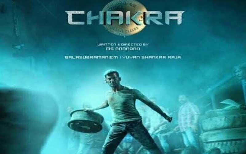 Release Of Vishal Reddy's Chakra Still Under Question?