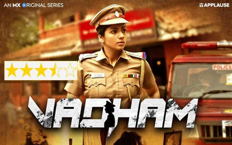 Vadham Review: Sruthi  Hariharan, Ashwathy Ravikumar, K. Semmalar Annam, Haritha Badavagopi Starrer Salutes Girl Power
