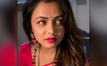 Prarthana Behere Amazes Fans With Her Love For The Traditional Silks