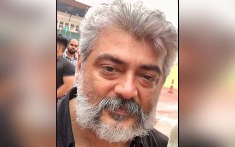 Valimai: Ajithkumar Subramaniam Goes Bald For His Next Character?