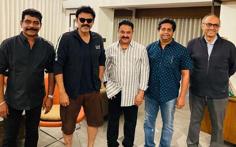 Drishyam 2 Telegu Remake: Jeethu Joseph Announces He's Making The Film With Venkatesh Daggubati