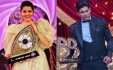 Bigg Boss 14 Winner Rubina Dilaik Replies To Sidharth Shukla As He Congratulates Her And Lauds Her For Playing The Game Well