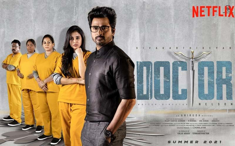 Sivakarthikeyan's Doctor Releasing On This Date, Do Not Miss This Announcement!