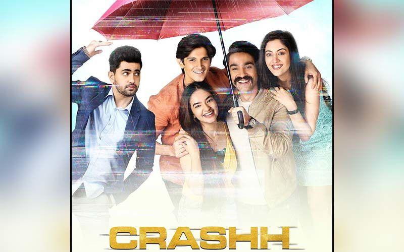 Crashh Trailer: Aditi Sharma, Anushka Sen, Rohan Mehra And Kunj Anand Starrer Sets The Mood Right