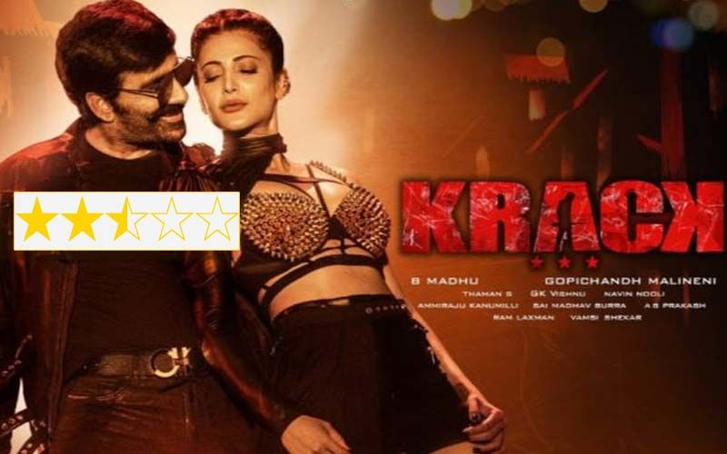 Krack Movie Review: Ravi Teja's Krack Is As Kracked As It Can Get