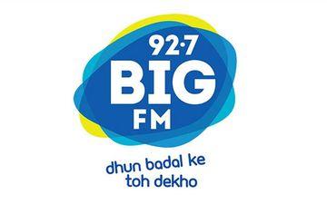 92.7 BIG FM LIVE - Dhun Badal Ke Toh Dekho: 24/7 Free Online FM Radio