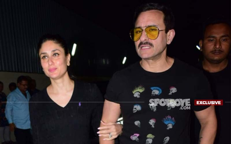 Kareena Kapoor Khan- Saif Ali Khan Have No Plans To Introduce Taimur's Baby Brother: 'They've Decided To Keep Him Out Of The Public Eye'- EXCLUSIVE
