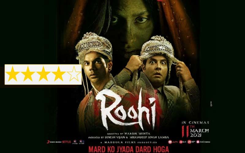 Roohi Movie Review: Janhvi Kapoor-Rajkummar Rao-Varun Sharma Starrer Is Just The Antidote For COVID That Will Jab You In Your Funny Bone